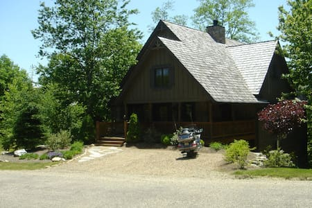 Upscale Home-Golf/Lake Country Club - Cashiers