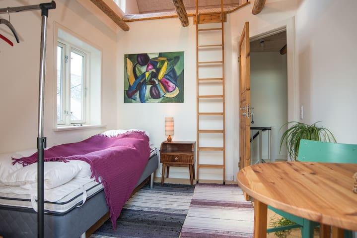 The Raspberry Room, Alstrup/Farsoe - Farsø - Ev