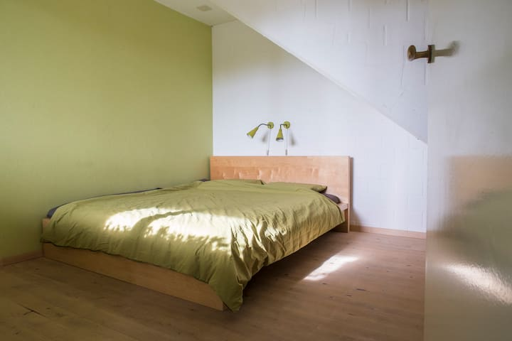 Great double room in a fantastic house
