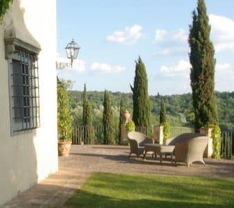 Tuscany retreat - Barberino Val - Apartment