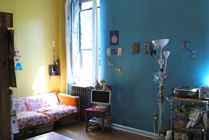 Lovely private studio apartment! - Brooklyn - Leilighet