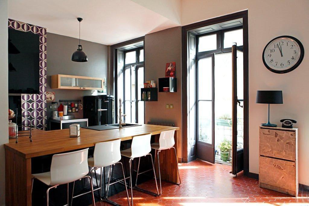 Appartement type loft com die flats for rent in for Appartement type loft