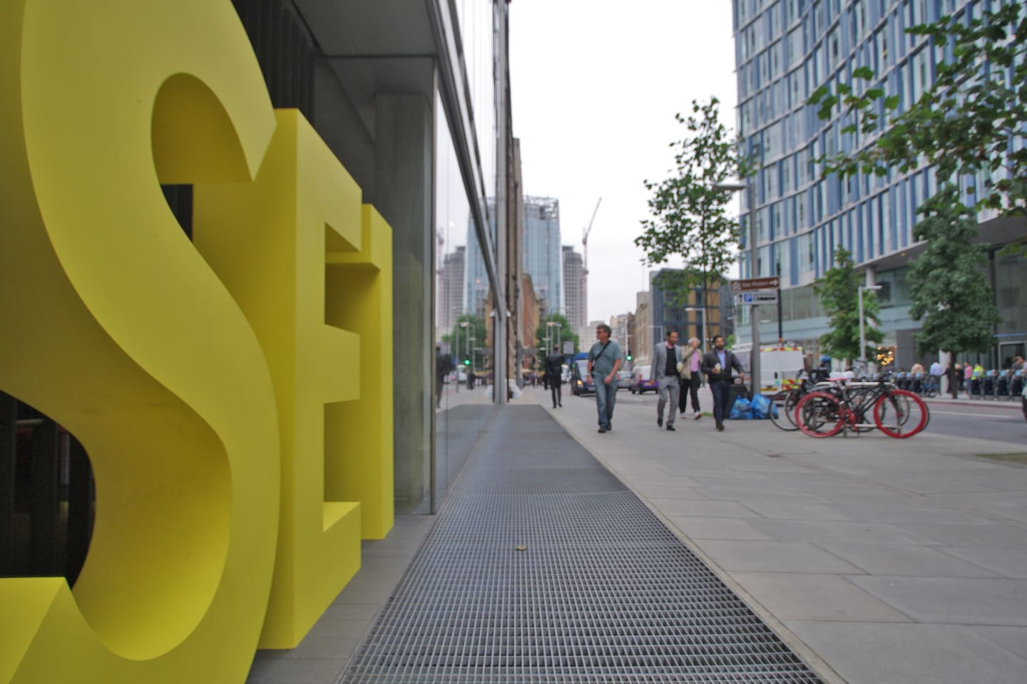 97 Southwark St, in the heart of SE1! Right near the Tate Modern, London