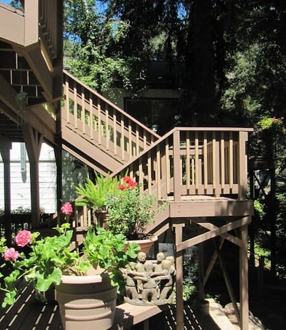Escape to Paradise in the Redwoods! - Boulder Creek - Apartment