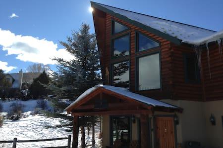 Modern Log Home, Spectacular Views - BR #2 - Edwards