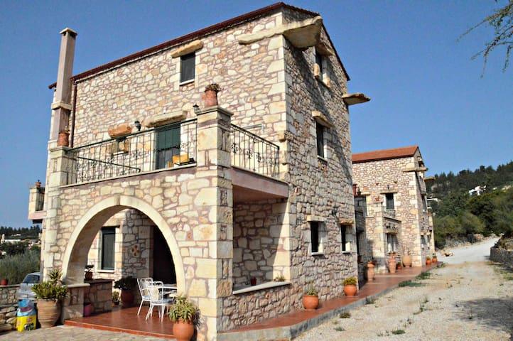 Villa Kiriakos...3 bedroom villa - Gavalohori - Villa