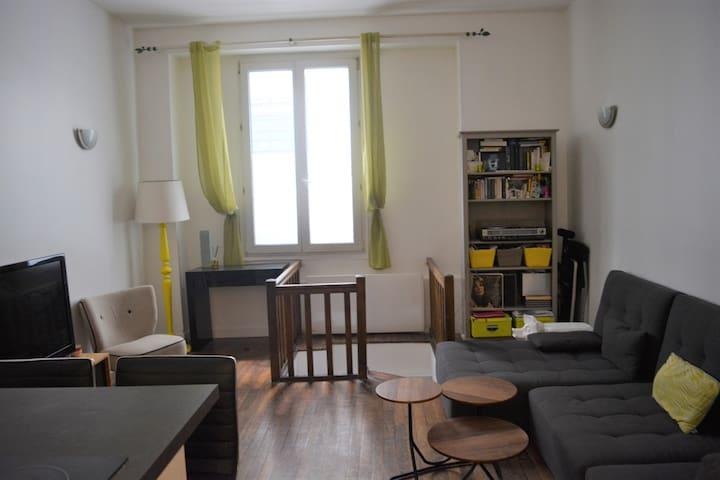 Appartement centre ville - Puteaux - Apartment