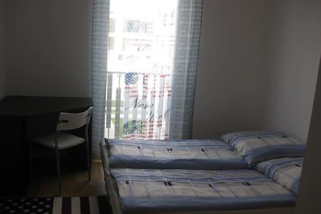 Rooms in Nymphenburg - Oktoberfest b - Munich - Apartment