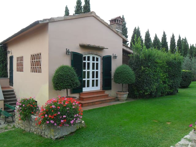Charming Country Cottage - Bagno a Ripoli - Haus