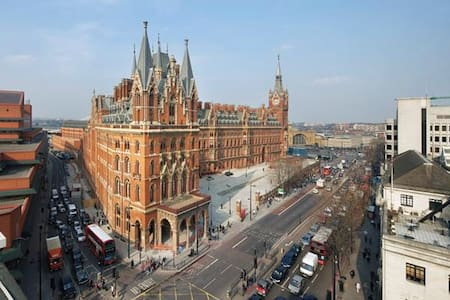 EXCELLENT ROOM IN HEART OF LONDON - London - Lakás