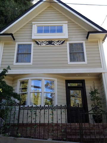 Downtown Victorian *Perfection* - Nevada City - Bed & Breakfast