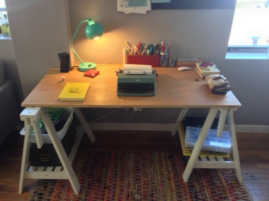 desk to develop all your creativity.