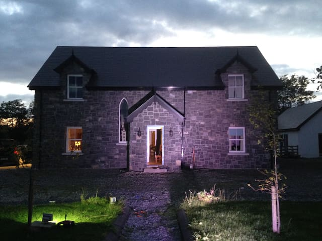 Cozy room at the foot of the Slieve Bloom Mountain