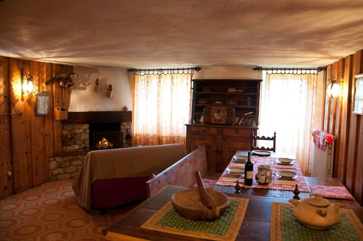High mountain&relax:Maison Megan - Vetan - Casa