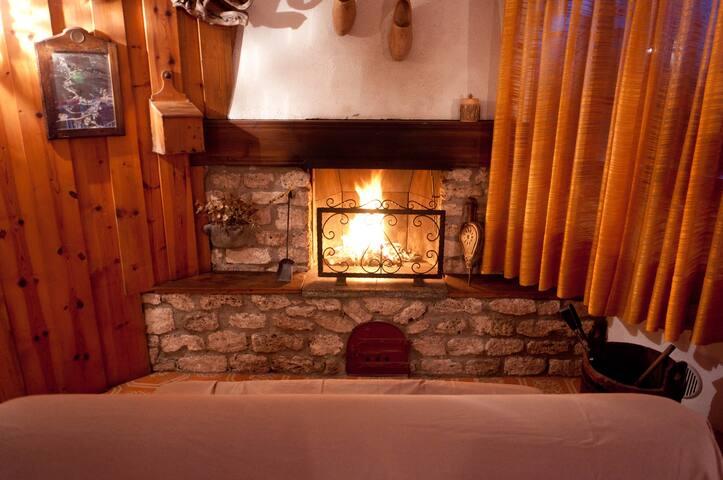 Maison Megan - The hearth of alps - Vetan - House