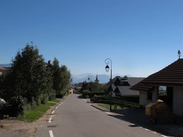 Chambre privée Vovray-en-Bornes