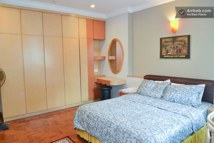 Ensuite Room (Room 1 & 2) near EXPO