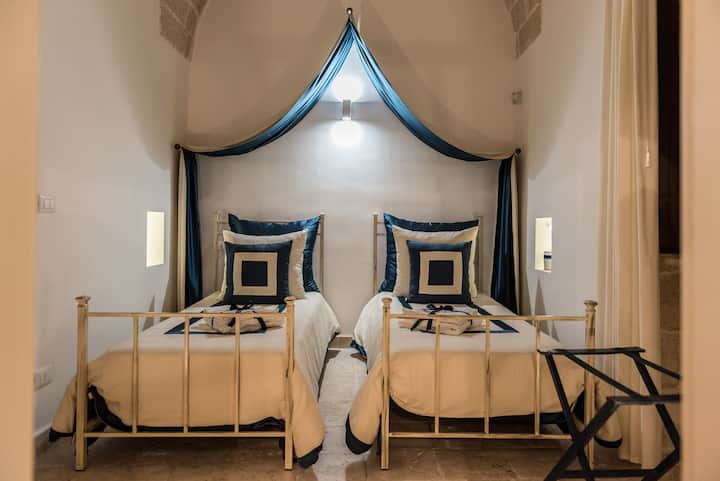 Blue junior-Masseria Santo Stefano&Charming House