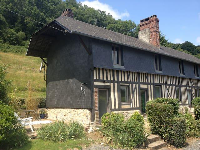 Charming House / Farmhouse Honfleur - La Rivière-Saint-Sauveur - House