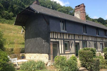 Charming House / Farmhouse Honfleur - La Rivière-Saint-Sauveur - Haus