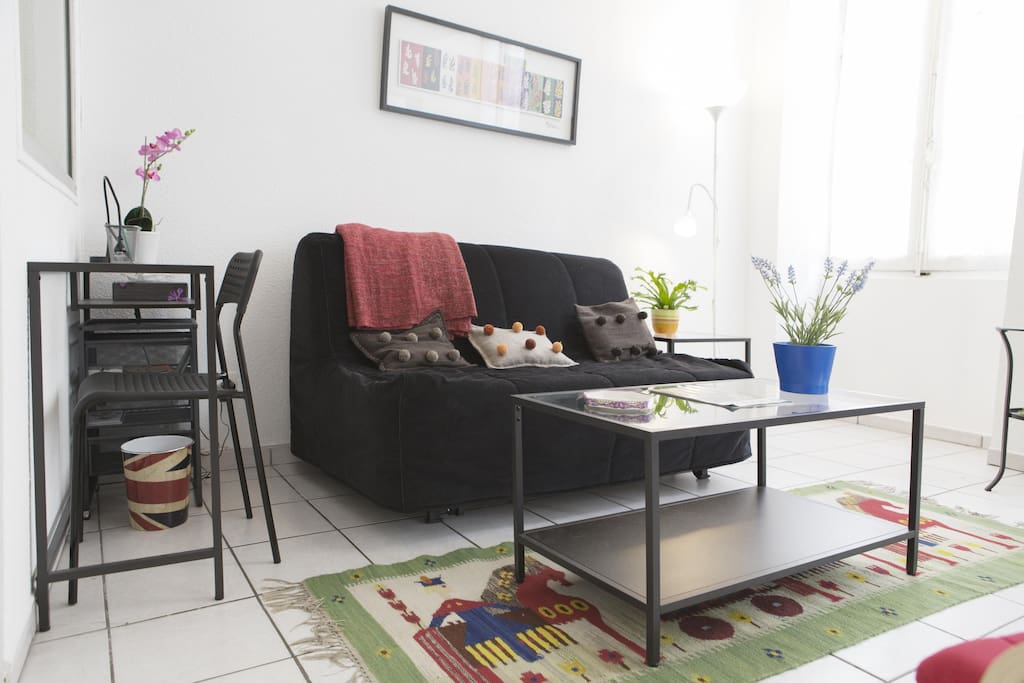 Sunny Apartment Centre/AC