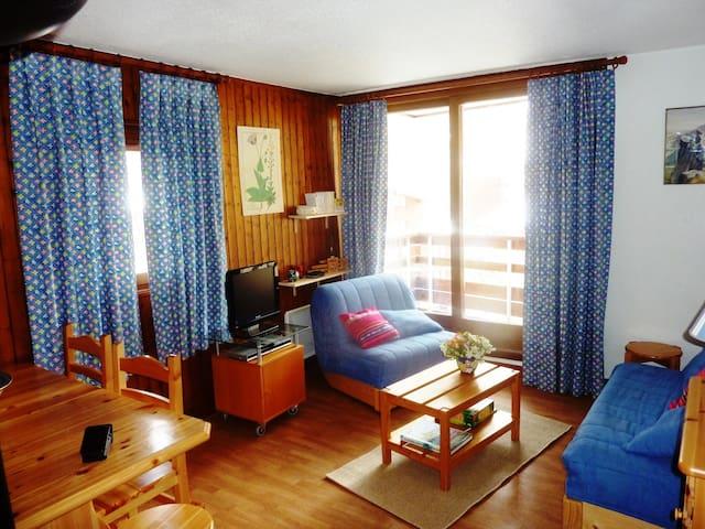 appartement 5 personnes au  centre de Val d'Isère