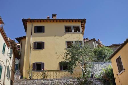 Villa Luisella Bellavista in Town centre - Cortona - House