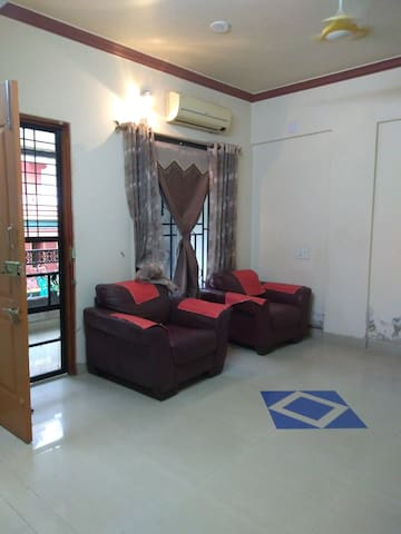 SUKRITI-3,AC & Wifi for a peaceful Luxurious Stay