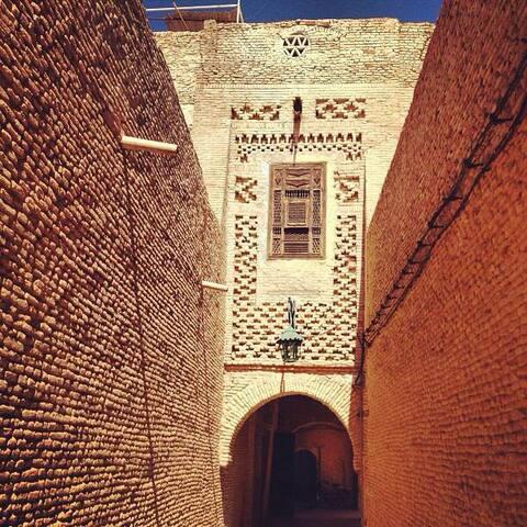 Historical House  heart Old Medina