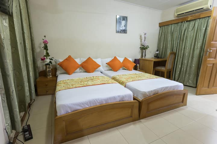 Definitely Homely! Feladei Twin Room 2