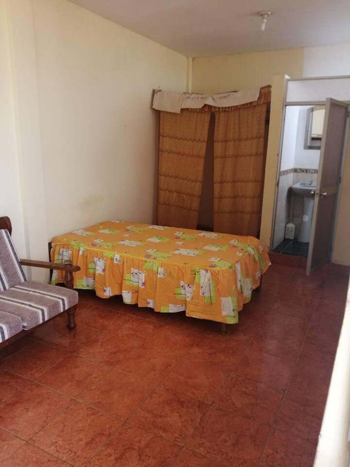 hospedaje en casa familiar dentro Puerto Maldonado