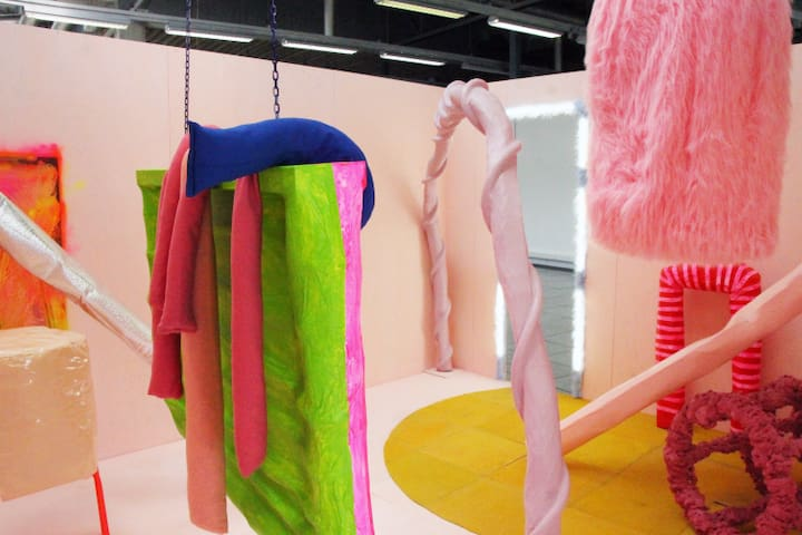 'Playground Show' by Anne van den Berg DDW'19
