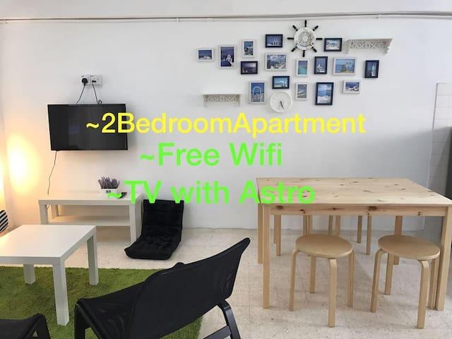 4Beds/Near UCSI/Cheras/ WiFi/Parking