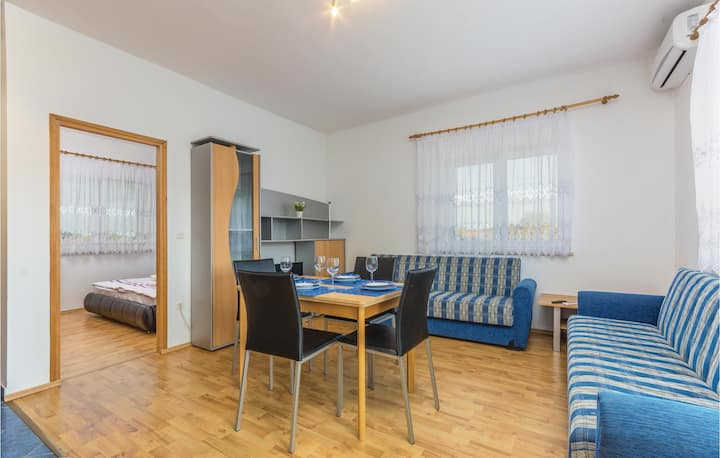 Awesome home in Rovinj with WiFi and 1 Bedrooms