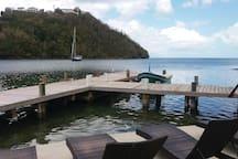 Marigot Bay..