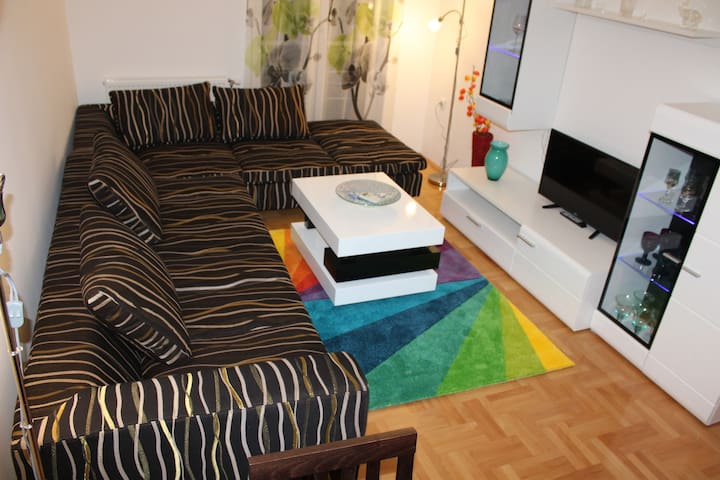 Modern city center apartment Niš