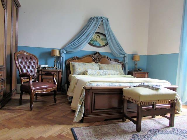 villa storica inizio novecento - Crevoladossola - Bed & Breakfast