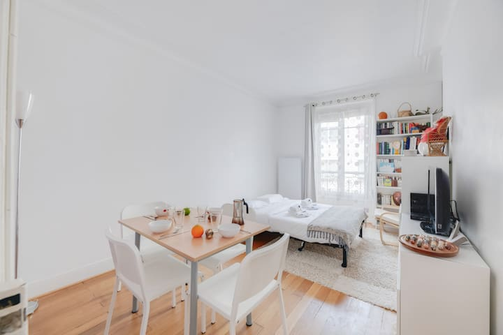 Cosy and comfortable flat - Les Gobelins