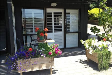 Lovely Self Contained Apartment - Tauranga - Lejlighed