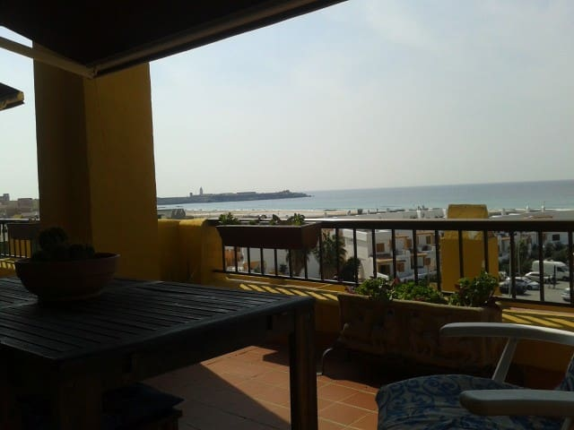 Amazing views 2. Private room VFT/CA/01603 - Tarifa - Appartement