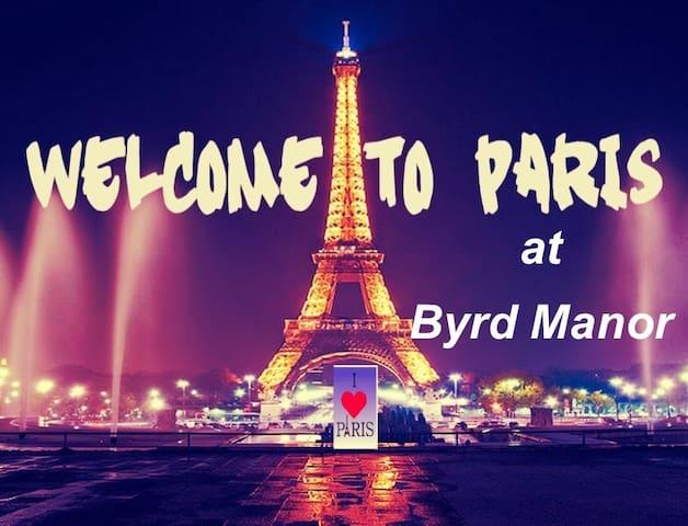 Enjoy a hint of Paris while Exploring STL!