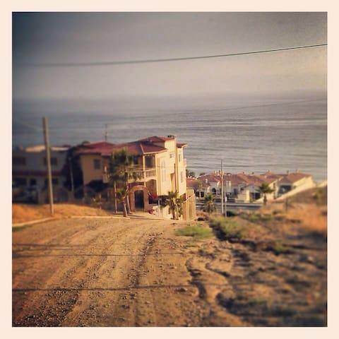 Beautiful Baja Beach Home - Puerto Nuevo - Ev