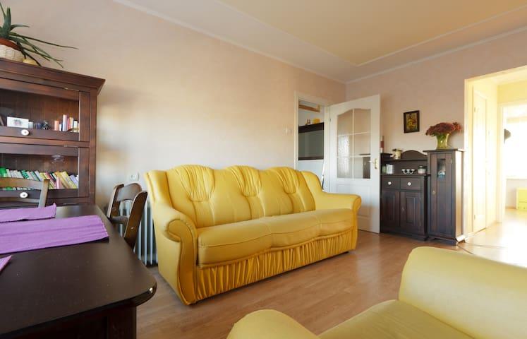 Sunny apartment near to the sea!!  - Jūrmala - Apartment