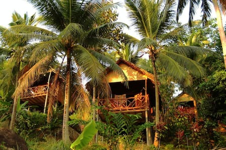 3/Affordable Bungalow in The Jungle - Ko Pha-ngan - Bed & Breakfast