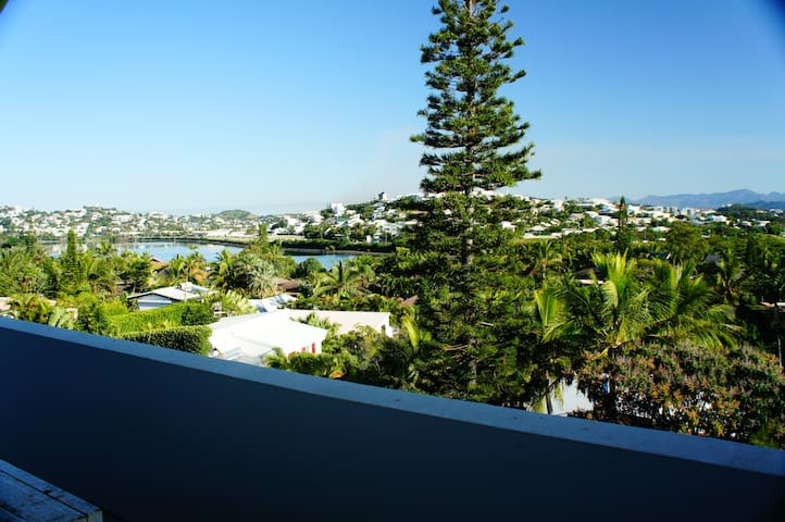 Beautiful 2BD with sea view - Noumea - Appartement