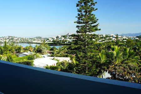 Beautiful 2BD with sea view - Noumea - Apartemen