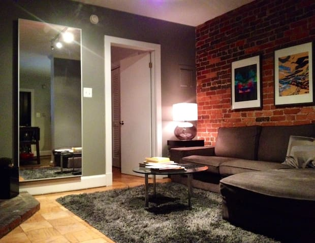 5-Star Logan 1BD w/Balcony & Patio! - Washington, D.C. - Lägenhet