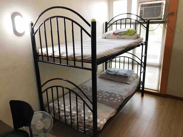 A furnished studio at Malate, Manila w/ free wifi