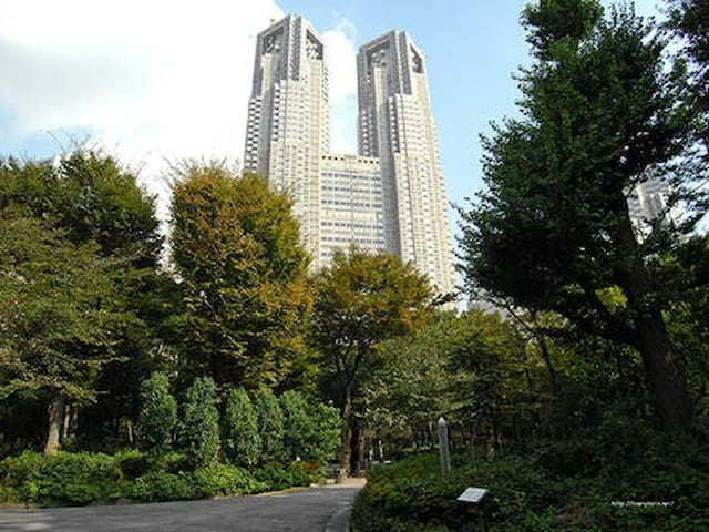 Shinjuku guest house B2