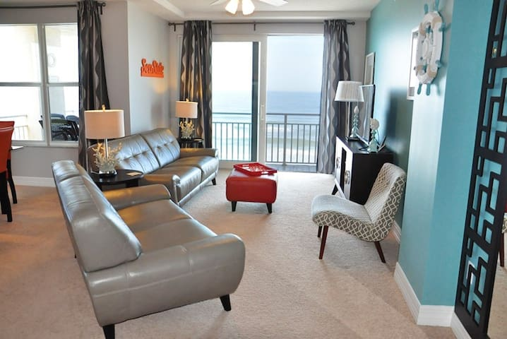 New luxurious Daytona Oceanfront 3 beds/3 baths - Daytona Beach Shores - Appartement